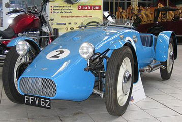 The first TVR